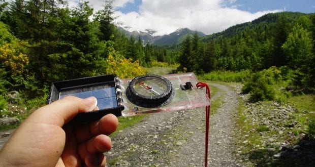 Best Backpacking Compass