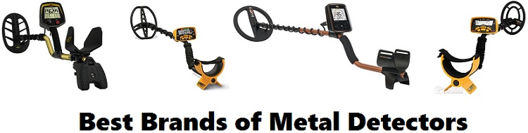 Best Brands of Metal Dectors