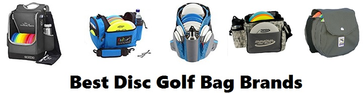 Best Disc Golf Bag Brands