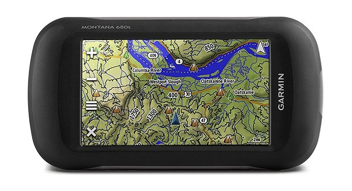 Best Handheld Gps >> The 5 Best Gps For Hiking Backpacking 2019 Outside Pursuits