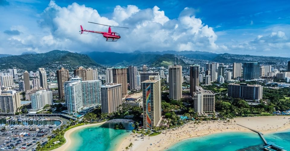 Best Oahu Helicopter Tours