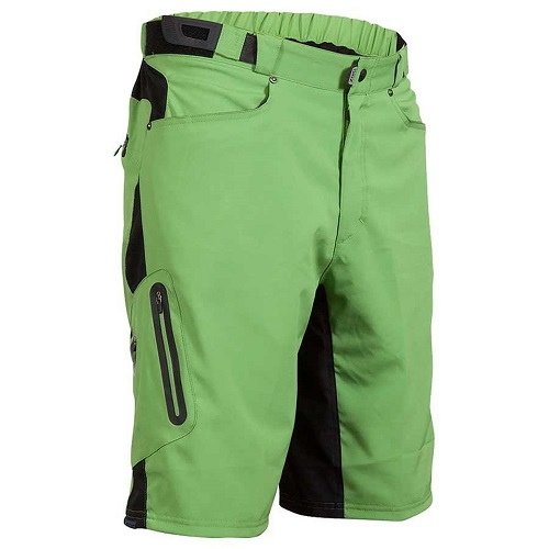ZOIC Mens Ether Cycling Shorts