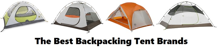 Best Backpacking Tent Brands