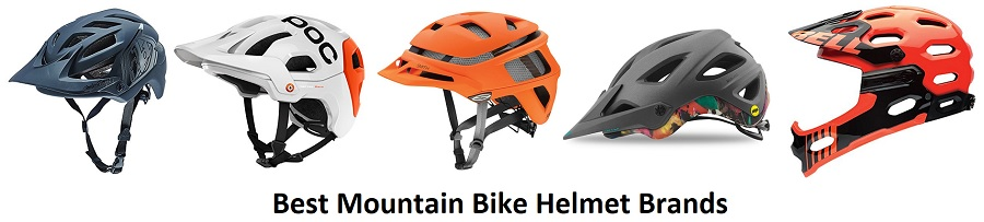 Best MTB Helmet Brands