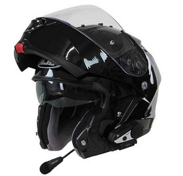 Best Motorcycle Helmet With Bluetooth Built In