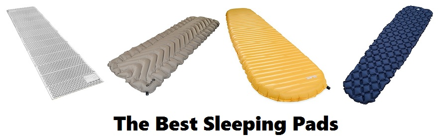 Best Sleeping Pad Brands