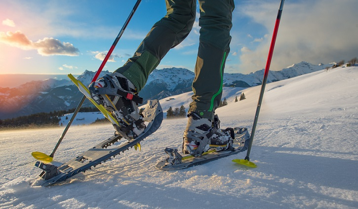 Best Snowshoes 2020 The 7 Best Snowshoes Reviewed For 2018 2019 | Outside Pursuits