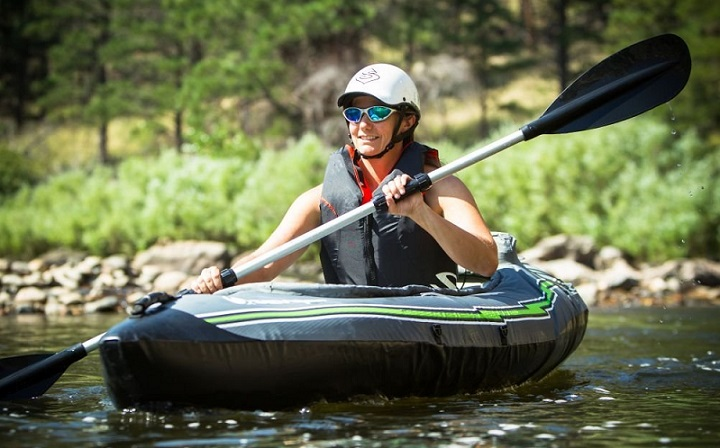 The 7 Best Inflatable Kayaks - [Reviews & Guide 2019