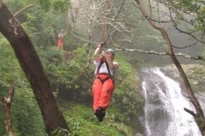 zipline-tour-from-jaco-25-cables-over-11-waterfalls-in-jaco-388736
