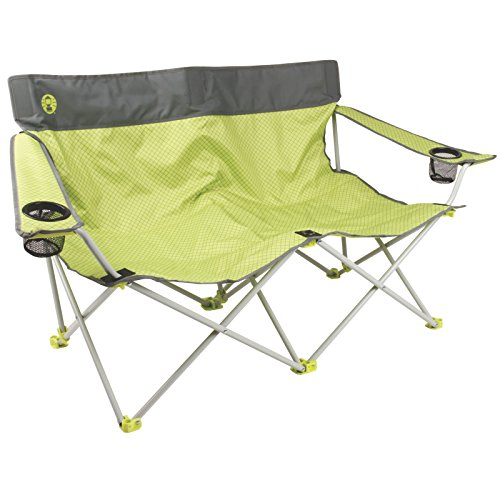 The Coleman Quattro Is Designed So You Can Sit Comfortably Next To Your  Significant Other In Comfort. It Would Seem Coleman Misnamed It, Should Be  Called ...