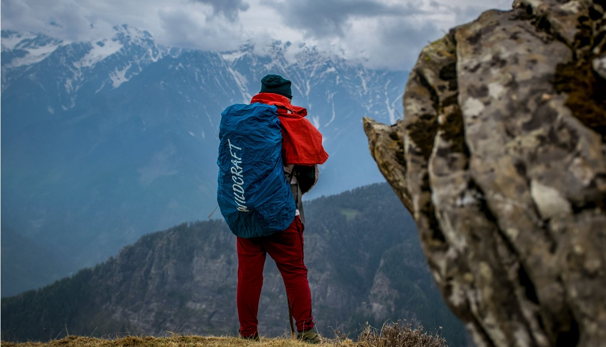 How To Backpack A Beginners Guide Outside Pursuits