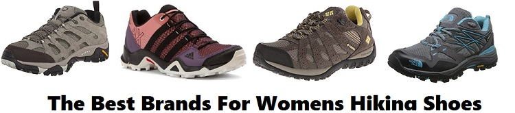 Best Brands For Womens Hiking Shoes