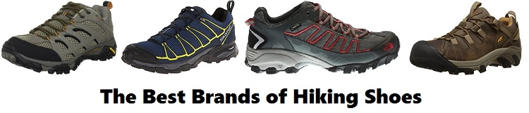 Best Hiking Shoe Brands