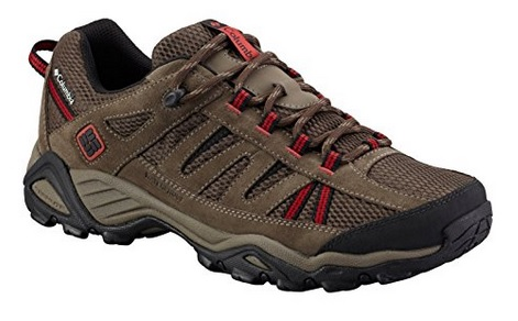 Columbia Mens North Plains Waterproof Trail Shoe