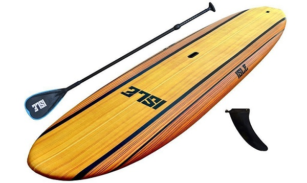 ISLE Classic Soft Top Stand Up Paddle Board