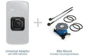 Quad Lock Universal Bike Mount Kit