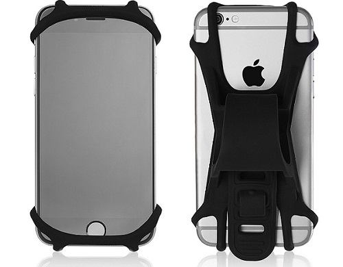 TeamObsidian Premium Bike and Motorcycle Phone Mount