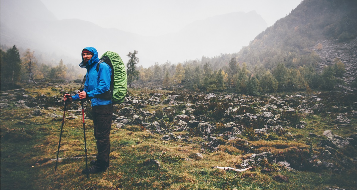 backpacking clothing