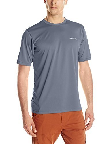 Columbia Sportswear Mens Tech Trek Short Sleeve Shirt