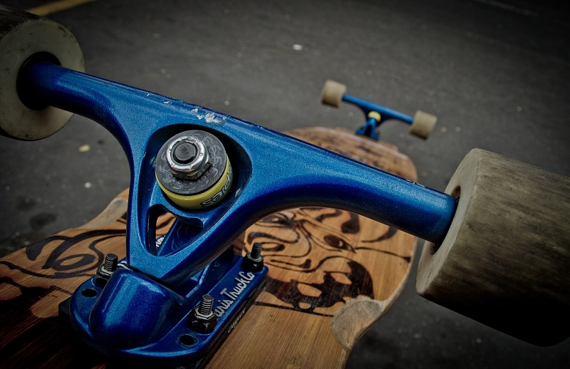 Camions longboard