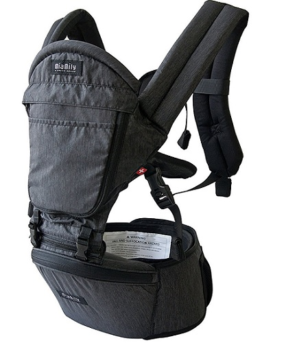 MiaMily HIPSTER Hiking Baby Carrier