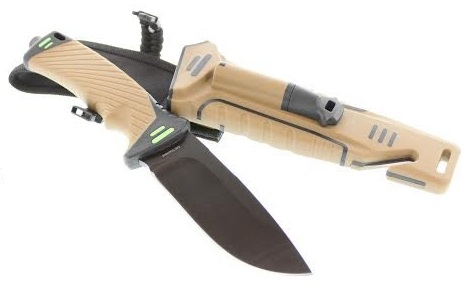 StatGear 99416 Surviv All Outdoor Knife Review