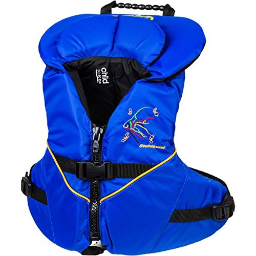 85203d3a392  1 Stohlquist Unisex Child Nemo Child Life Jacket