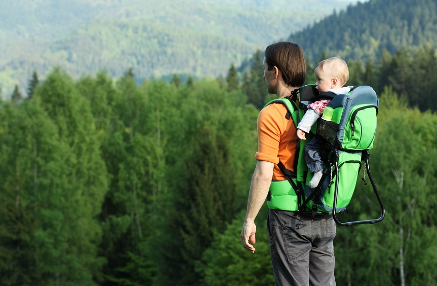 best hiking baby carrier