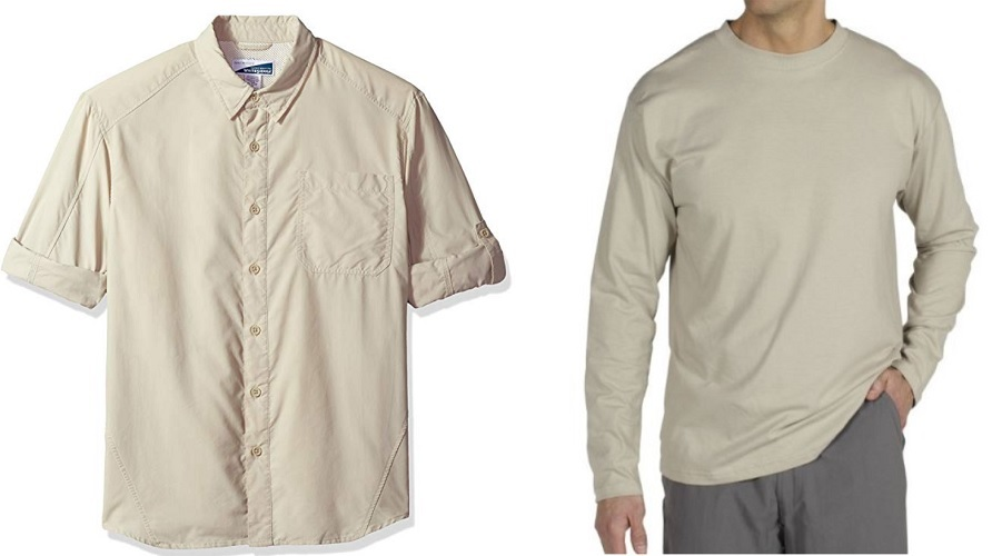 best long sleeve hiking shirt
