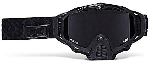 509 X5 Sinister Goggle Black Ops Polarized