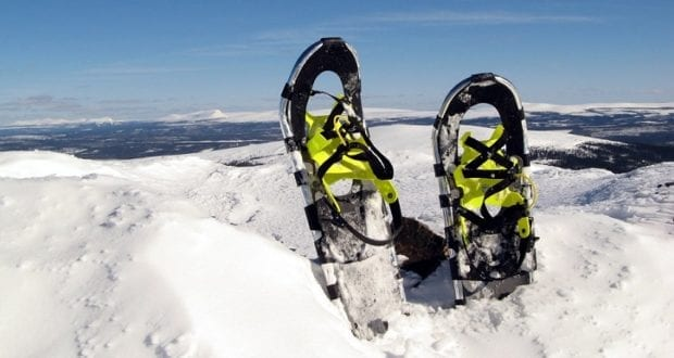 Beginners Guide To Snowshoeing
