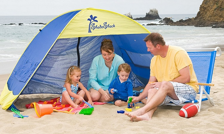 Best Baby Beach Tent  sc 1 st  Outside Pursuits & The 5 Best Beach Tents Reviewed u0026 Rated - [2018] | Outside Pursuits