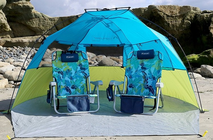 The 5 Best Beach Tents 2020 Reviews