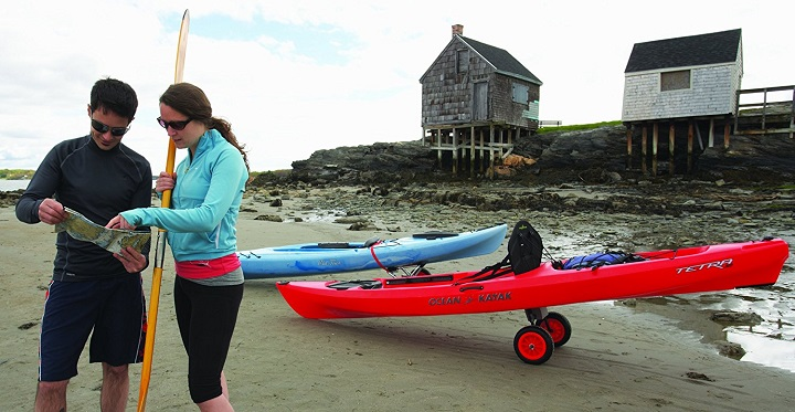 The 5 Best Kayak Carts Reviewed For 2019 | Outside Pursuits