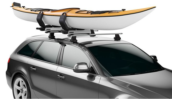Kayak Roof Rack For Cars Without Rails >> The 10 Best Kayak Roof Racks Reviewed For 2019 Outside Pursuits