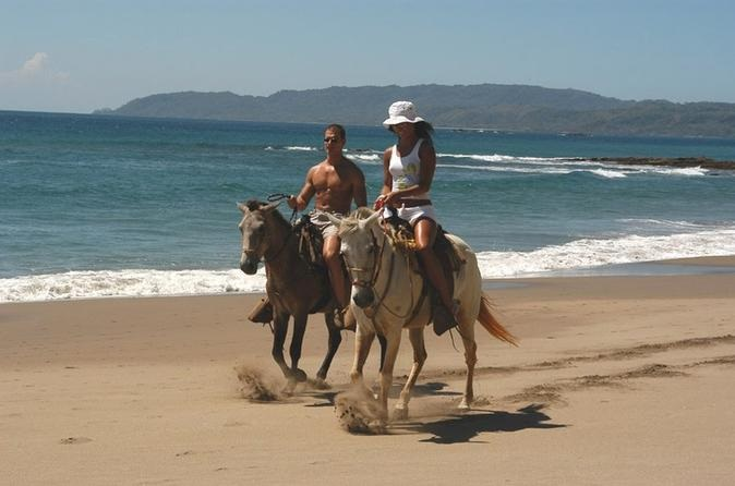 Horse Back Riding in Costa Rica