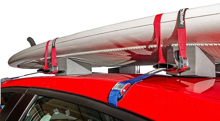 SPORTRACK Adjustable Kayak Carrier