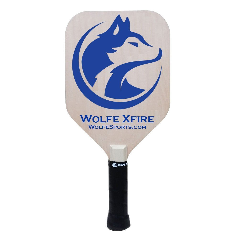 Wolfe Wood Pickleball Paddle