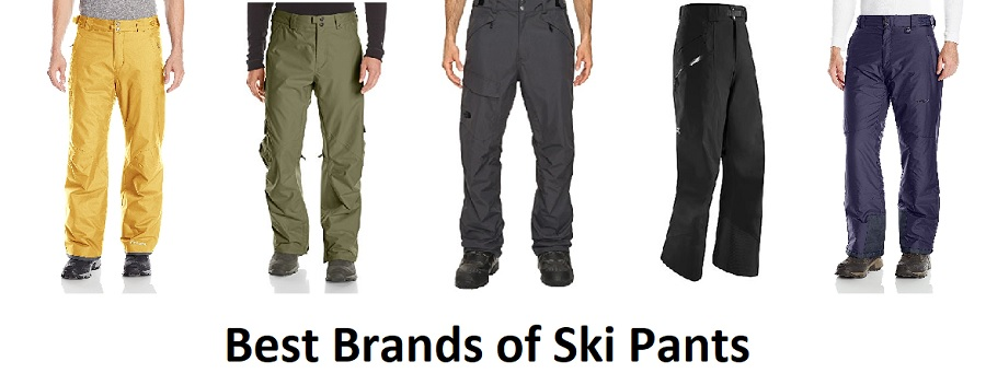 0de48d7ae4 The 7 Best Ski Pants Reviewed   Rated For  2018-2019