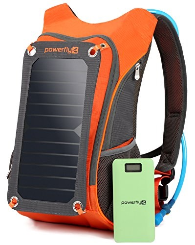 Powerfly ECO Solar Powered 2L Hydration Backpack
