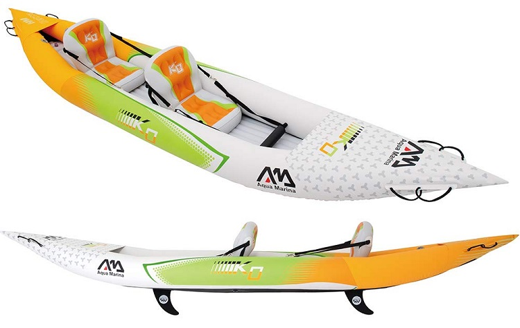 Aqua Marina Betta HM-K0 2 Persons Inflatable Kayak