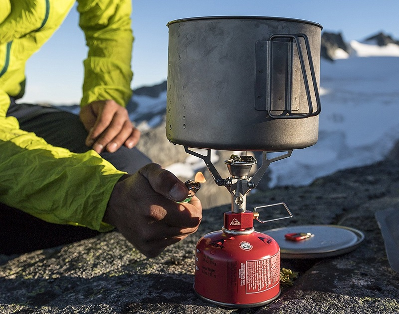 Best Backpacking Canister Stove