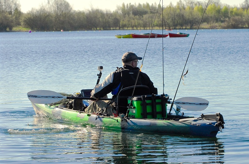 The 5 best kayak fish finders reviewed for 2017 outside for Battery powered fish finder