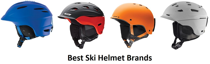 Best Ski Helmet Brands