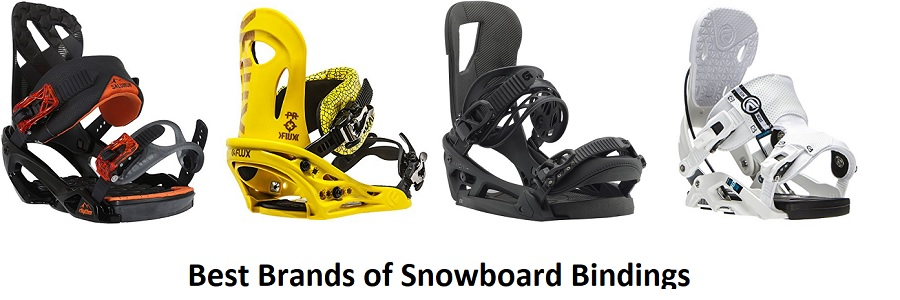 Best Snowboard Bindings Brands
