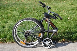 Columba Full Size Folding Bike