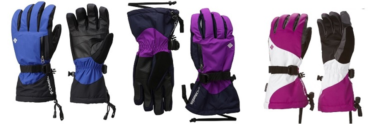 Columbia Sportswear Women's Bugaboo Interchange Gloves