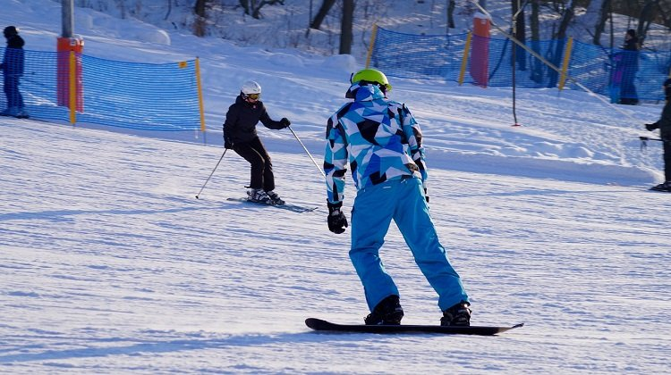 How To Start Snowboarding