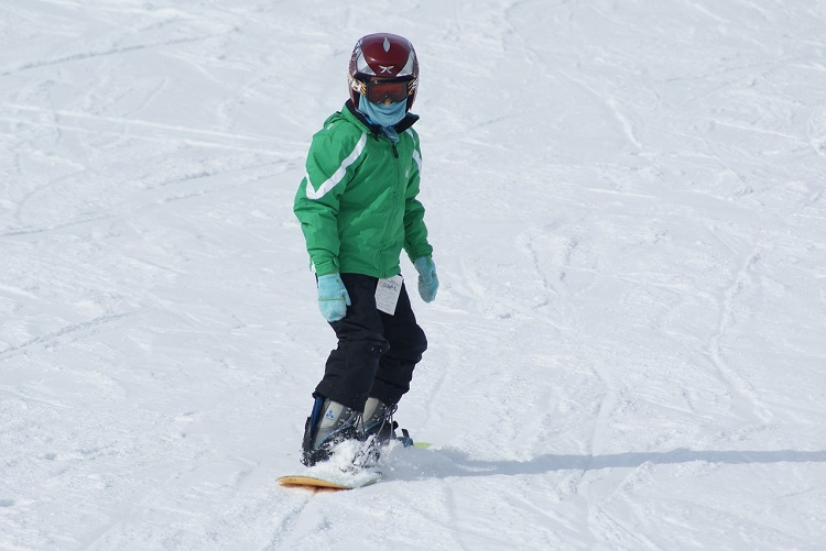 Learning to Snowboard