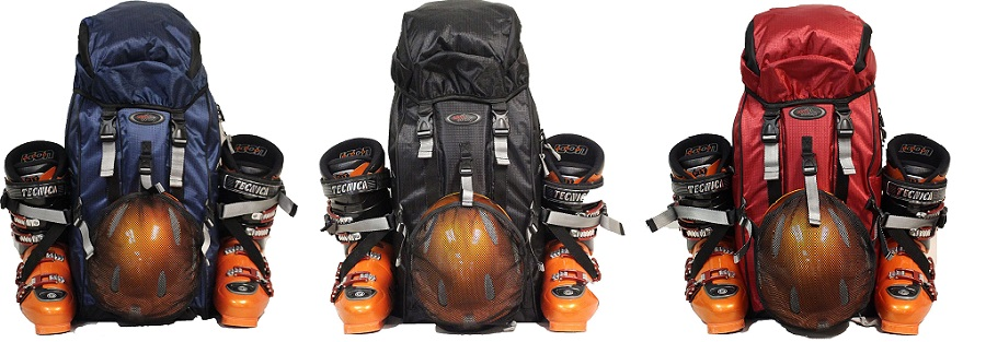 TEAM PACK SKI BOOT BAG